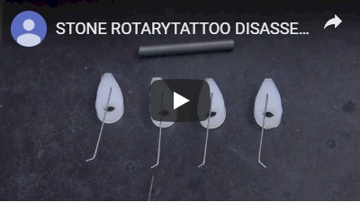 Rotary Tattoo disassembly